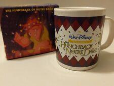 The Hunchback of Notre Dame Walt Disney Classic Mug with Box