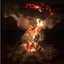 USB Lamp Creative Night Light Simulation Nuclear Explosion Model Mushroom Cloud