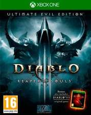 Diablo 3 Reaper of Souls - Ultimate Evil Edition XBOXONE NUOVO ITA