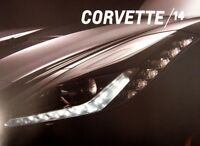 2014 Corvette Prestige Brochure,  Z-51 CHEVROLET 14 C7 LT1 Xlnt GM
