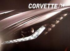 2014 Corvette Prestige Sales Brochure,  Z-51 CHEVROLET 14 C7 LT1 MINT GM