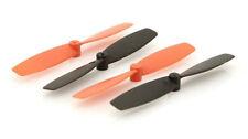 Acme Zq0155-c Zoopa Q 155 Propellerset schwarz orange