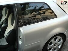 Audi A3 S3 8L Säulenabdeckung Säulenverkleidung CARBON