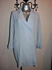 SPORTSGIRL CASUAL SKY BLUE WORK OFFICE JACKET BLAZER SIZE 12 BNWOT