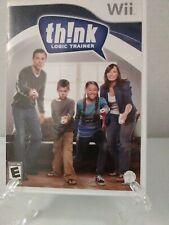 Think: Logic Trainer (Nintendo Wii, 2009)