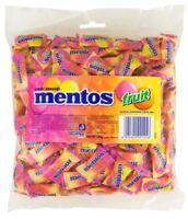 Mentos Fruit Pillow Pack 540g Fruity 200 Chews Candy Buffet Lollies Sweet Favors