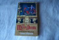 THE MERRY DEVILS Edward Marston 1989 Murder Mystery Dead Elizabeth Whodunit RARE