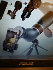 Solomark 15-45x60 Waterproof Spotting Scope with Tripod and Digiscoping.
