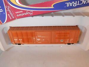 ExactRail HO Signature Series Sou Indiana Ry 50' P-S 5277 Waffle-Side Box #1613