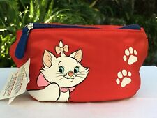 """Disney x Loungefly The Aristocats """"Marie"""" Fanny Pack Hip Pack Adjustable Nwt"""