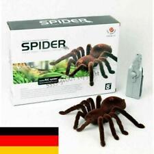 RC Ferngesteuerte Spinne Fernbedienung Spider Spielzeug Lustig Halloween TOP