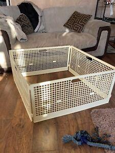 Puppy Playpen Dog Cat Pet Indoor Outdoor 1 Panel