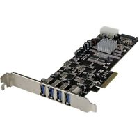 Startech.com 4 Port Quad Bus Pci Express [pcie] Superspeed Usb 3.0 Card Adapter