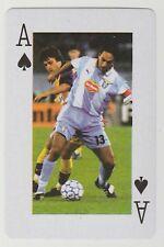 Football World Cup 2006 Playing Card single Alessandro Nesta Lazio Ace of Spades