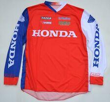 Honda Shirt Jersey Trials Twinshock TL TLM TLR RTL Seeley HRC Vintage Retro