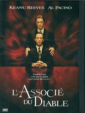 DVD ZONE 2--L'ASSOCIE DU DIABLE--REEVES/PACINO/THERON/HACKFORD