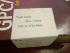 Varian PLgel Olexis GPC/SEC column, 300 x 7.5mm-New (Retail $1400 plus)