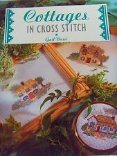 Cottages in Cross Stitch Paperback