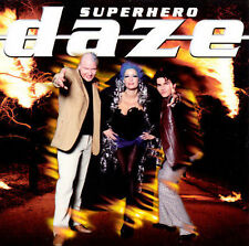Daze : Superhero CD