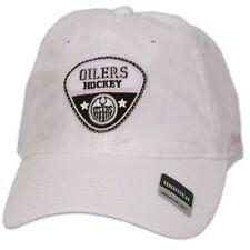 Edmonton Oilers Reebok 5070 Women's NHL Hockey Team Logo Cap Hat