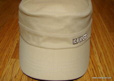 Beige  Kangol  Cotton Twill  Flexfit  Army  Cap