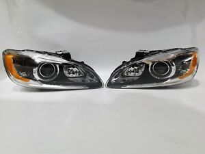 2014-2018 Volvo V60 S60 Xenon HID Headlight OEM Left 31420277 Right 31420278