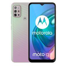 "MOTOROLA Moto G10 4GB 64GB Iridescent Pearl 6,5"" LTE NFC USB-C Android 11 Handy"