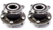 2 FRONT WHEEL HUB BEARING ASSEMBLY FOR 2014-2015-2016 MAZDA 6 CX5 2.0L 2.5L