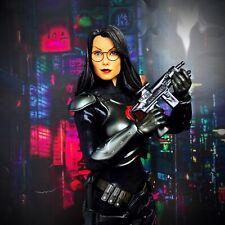 "Hot GI Joe Baroness Cobra Agent Female Figure 12"" 1/6  Action Toy SIDESHOW"