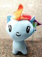 NEW My Little Pony Cutie Mark Crew Rainbow Dash Plush Toy Doll Figure Hasbro