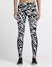 NIKE Women's Dri- Fit Palm Epix Lux Printed Running Training Gym  Tights Size XS
