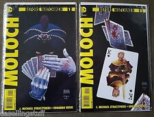 Before WATCHMEN MOLOCH 1-2 DC Comics Comic Books RUN SET 1 and 2 Mini Series