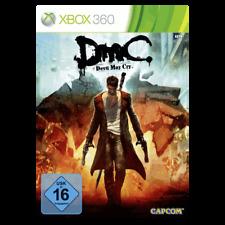 Diable Peut Cry 5 (DMC) XBOX 360 NEUF + EMBALLAGE ORIGINAL