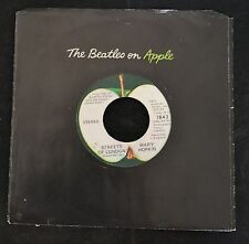 Mary Hopkin Apple 1843 Streets Of London and Water Paper And Clay