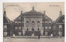 Netherlands, Gravenhage, Huis ten Bosch Postcard, B147
