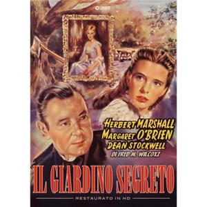 Giardino Segreto (Il) (Restaurato In Hd)  [Dvd Nuovo]