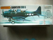 MATCHBOX-1/32-#PK503- DAUNTLESS SBD-5