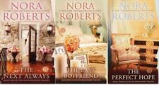 Nora Roberts INN BOONSBORO Trilogy in MASS MARKET PAPERBACK Editions Books 1-3