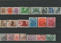 Wertvolles Lot Ungarn Magyar Posta Briefmarken 21 Werte ab 1900