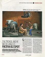 SP16 Clipping-Ritaglio 2012 Tarsem Singh D'altronde anche Michelangelo faceva..