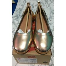 Fitflop Allegro Ballet Flats Rose Gold US 8.5 New with Box