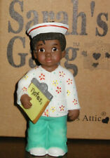 "Sarah's Attic Sarah Gang Rt. ""Nurse Peaches"" 1E 0871 New/Box Coa"