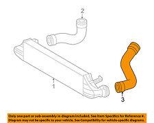 Mercedes MERCEDES-BENZ OEM 03-05 C230-Intercooler Hose Tube 2035282682