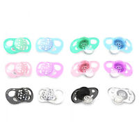 TwistShake Orthodontic Teat Pacifier / Dummy 6mth+ Twin Pack