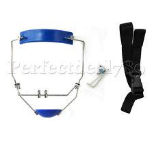 Blue Dental Orthodontic Headgear Adjustable Reverse Pull Headgear Protraction