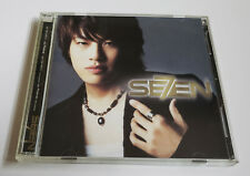 Se7En Forever / Start Line Japan Press Cd + Dvd - K-Pop No Photocard
