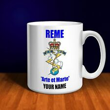 The REME Personalised Ceramic Mug Gift