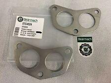 Defender Bearmach, RR, Discovery 1 & 2 V8 Efi Guarnizione di scarico Tubo di scolo x2 ETC4524