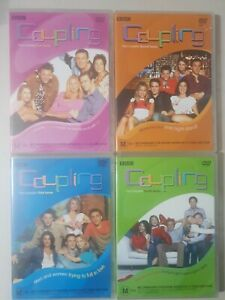 Coupling The Complete Series Seasons 1-4