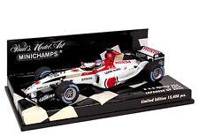 Minichamps 1/43 2004 BAR 006 - Takuma Sato Japanese Grand Prix